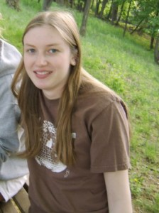 Hello freshman year profile picture, you're looking particularly innocent today.