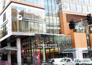 DFCI's new Yawkey Center via HelloBoston