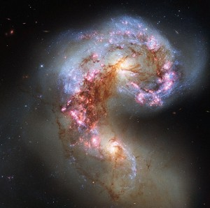 Credit ESA/Hubble & NASA via Wikimedia Commons